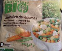 Jardinière de légumes - Produit - fr