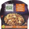 Veggie - Tofu nature et fumé, épeautre, butternut et châtaignes - Prodotto