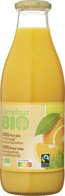 Jus d'orange Bio - Prodotto - fr
