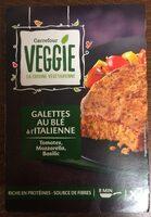 Galette au blé a l'italienne - Produit - fr