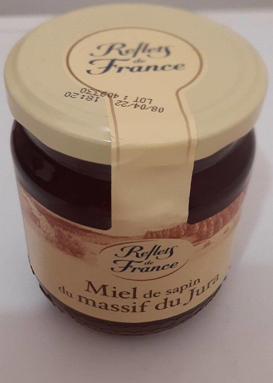 Miel de sapin du massif du Jura - Produit - fr