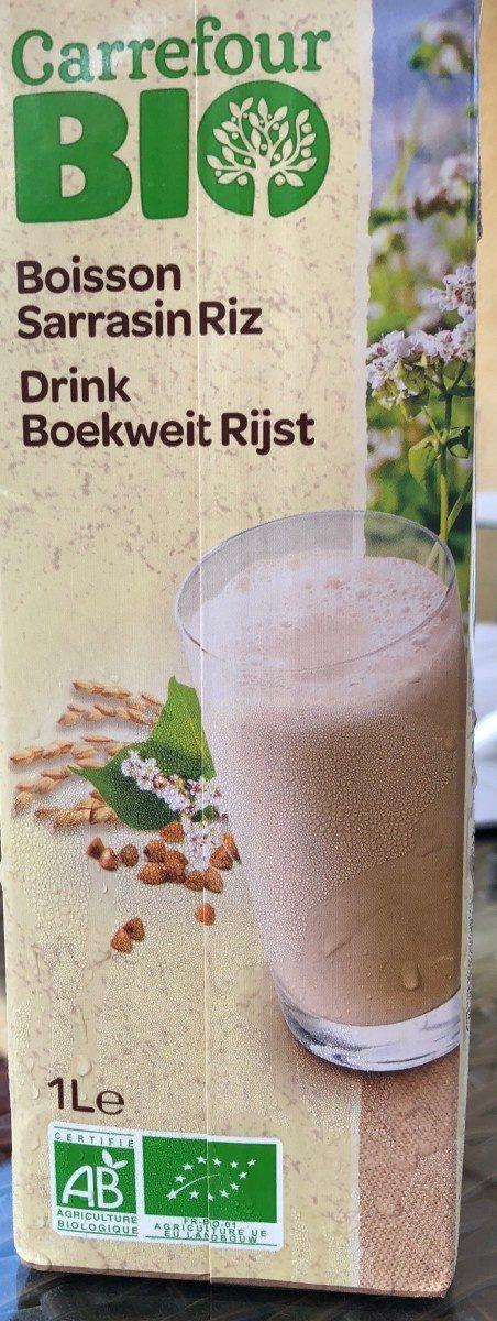 Boisson Sarrasin Riz - Product