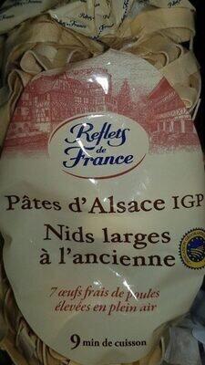 Pâtes d Alsace IGP - Product - fr
