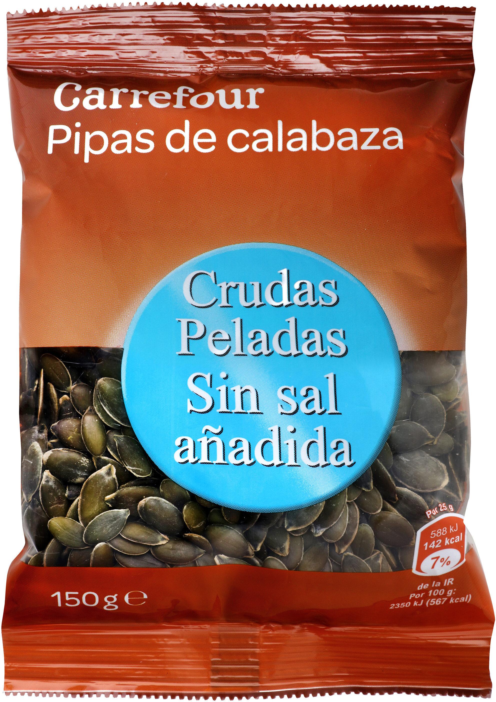 PIPAS DE CALABAZA - Produit - es