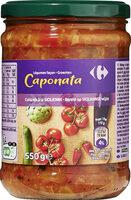 Caponata - légumes façon Groenten - Produit - fr