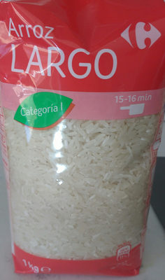 Arroz Largo - Produit - es