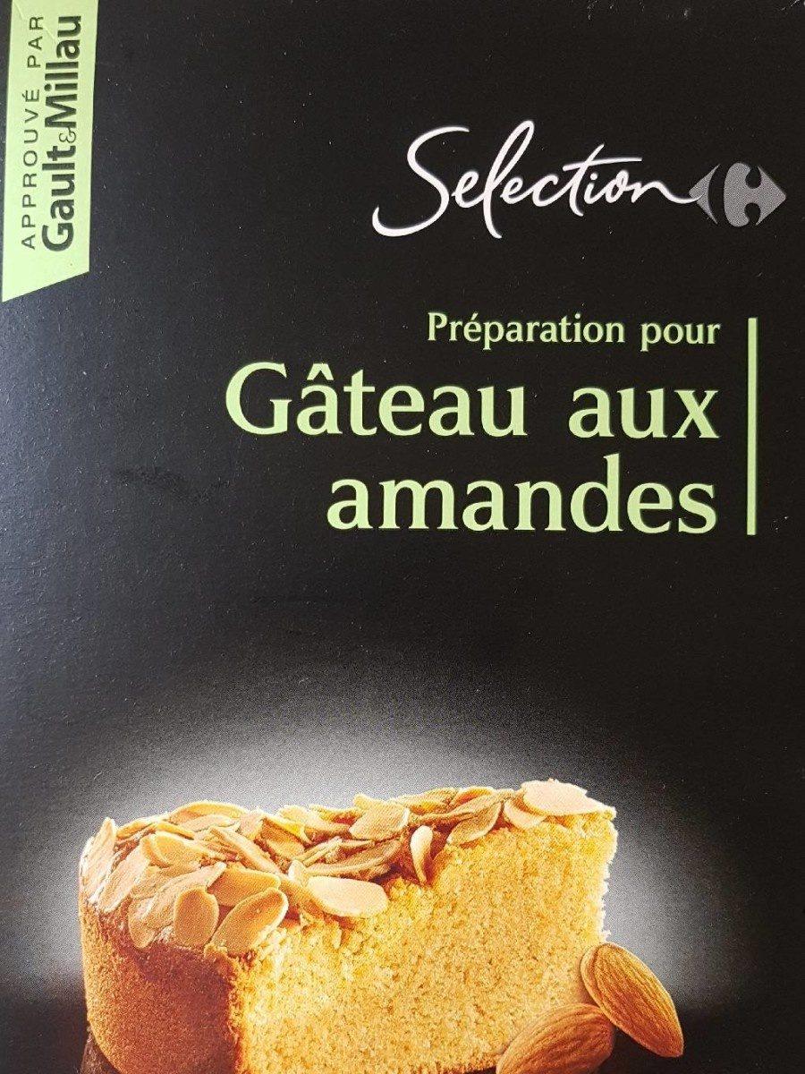 Gâteau aux Amandes - Product