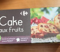 Cake aux fruits - Product