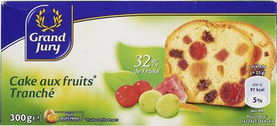 Cake aux fruits - Product
