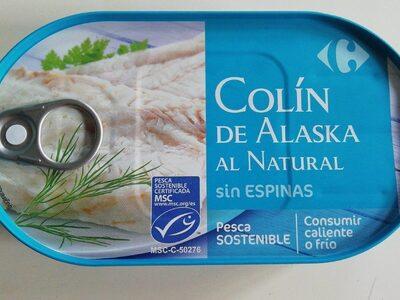 Colin de alaska - Producto