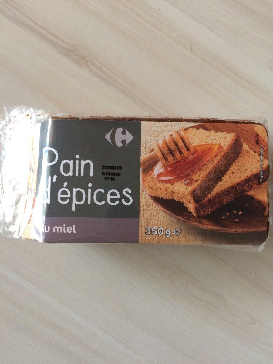 Pain d'épices - Produit