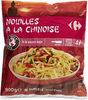Nouilles à la chinoise - Prodotto