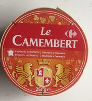 Le camembert - Product - es