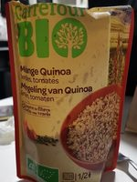 Mélange quinoa lentilles tomates - Produit - fr