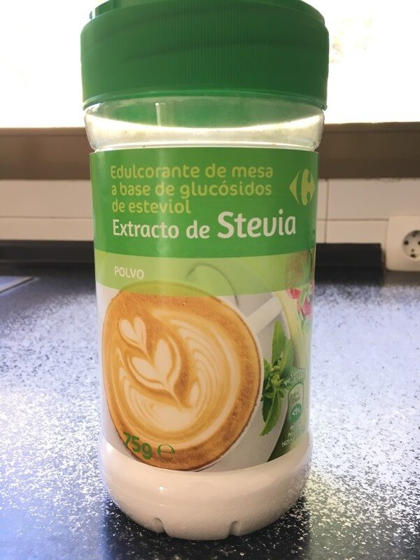 Extracto de Estevia - Producto - es