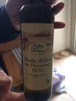 Huile d'olive AOC - Produit - fr