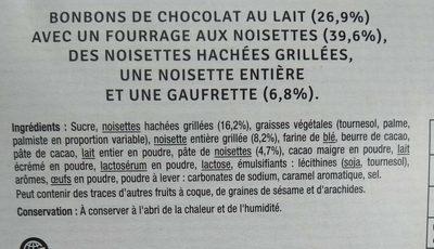Coeur croustillant fine gaufrette - 2