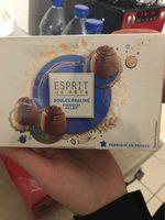 Boules pralines chocolat au lait - Product - fr