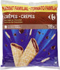 Crêpes (Fourrage chocolat) - Product
