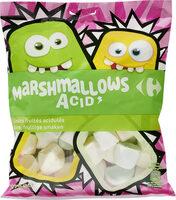 Marshmallows acid - Produit - fr
