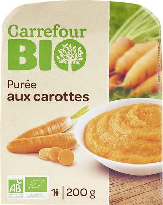 Purée  aux carottes - Produit
