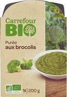 Purée  aux brocolis - Produit - fr