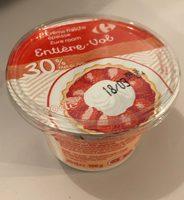 Crème fraîche épaisse - Product