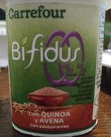 Yogurt Bifidus 0% con quinoa y avena - Producto - es