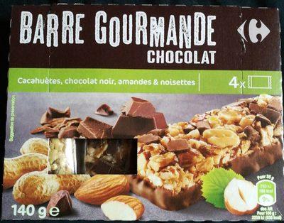 Barre gourmande chocolat - Product - fr