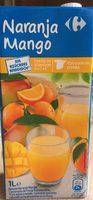 Bebida naranja mango - Product - es