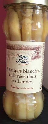 Asperges blanches cultivées dans les Landes - Produit - fr