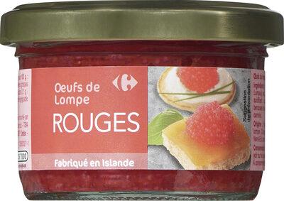 Oeufs de Lompe rouges - Product - fr