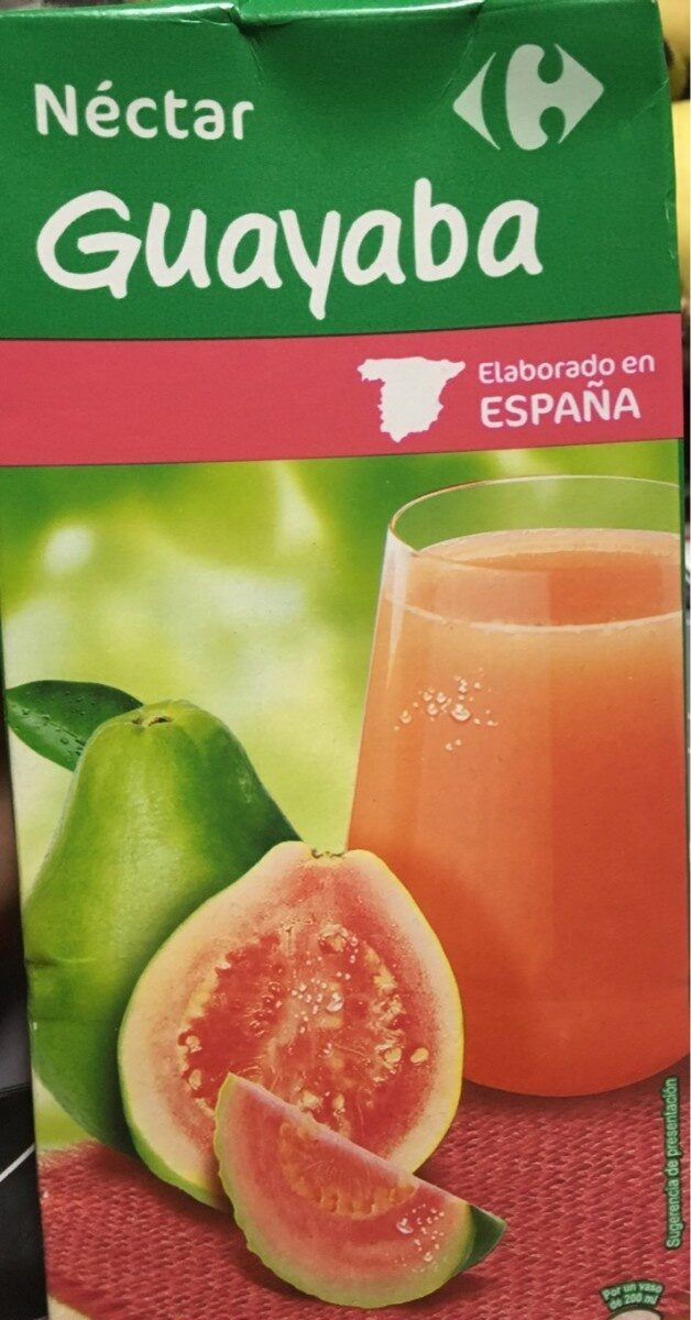 Nectar Guayaba - Producte - es