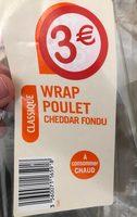 Wrap poulet - Product