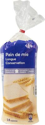 Pain de mie longue conservation - Product - fr