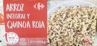 Arroz integral y quinoa roja - Produit - es