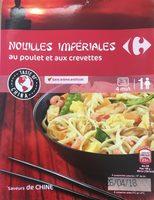 Nouilles impériales au poulet et aux crevettes - Produit - fr
