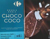 Double choco - Produit - fr
