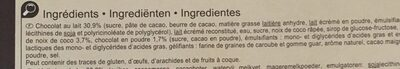 Double choco - Ingrédients - fr