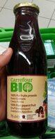 100% pur fruits pressés - Prodotto - fr