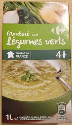 Mouliné aux légumes vert - Produit - fr