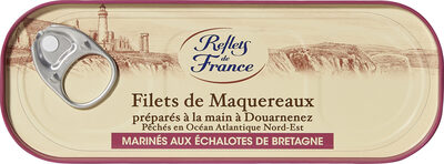 Filets de maquereaux - Prodotto - fr