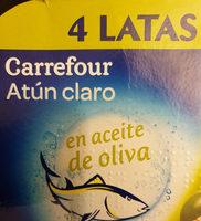 Carrefour Atún Claro - Producto