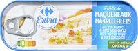 Filets de maquereaux marinés au vin blanc & aux aromates - Produit - fr