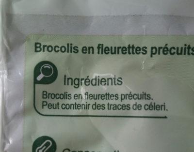 Les Legumes Minute Brocolis En Fleurette Carrefour 750 G