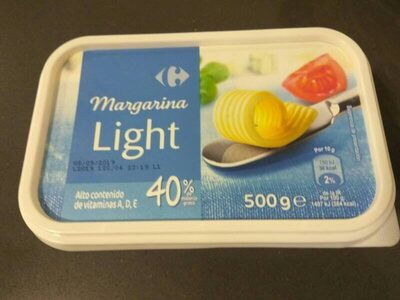 Margarita light - Producte