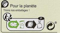 Barres céréalières Pomme Verte - Instruction de recyclage et/ou informations d'emballage - fr