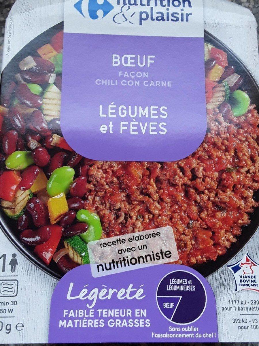 Boeuf façon chili con carne - Product