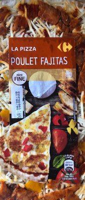 Poulet fajitas - Product - fr