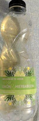 The vert infuse saveur citron & menthe - Prodotto - fr